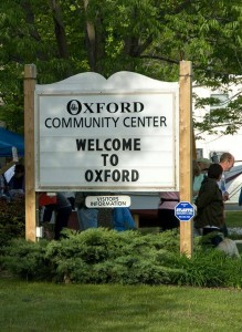 welcome to oxford