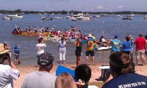 cardboat races