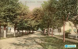 historic oxford