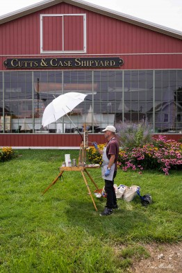 Plein Air comes to Oxford July 2016